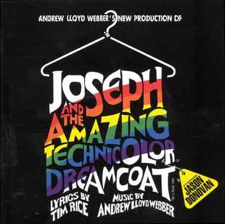 Joseph & The Amazing Technicol London Cast Recording