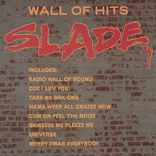 Slade Wall Of Hits Import Deu