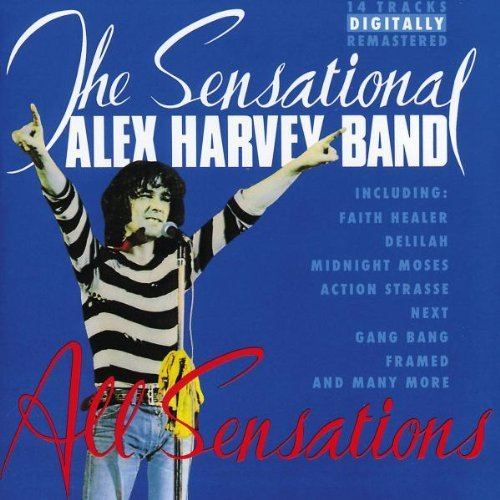 Alex Sensational Band Harvey All Sensations Import Eu