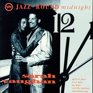 Sarah Vaughan Jazz 'round Midnight