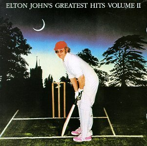 Elton John Greatest Hits Vol 2