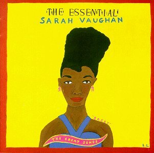 Sarah Vaughan Essential Great Songs
