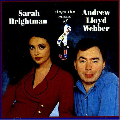 Sarah Brightman Sings Music Of Andrew Lloyd We Import