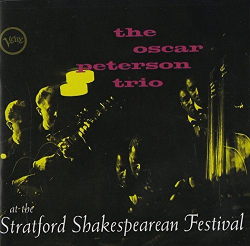 Oscar Peterson At The Stratford Shakespearean