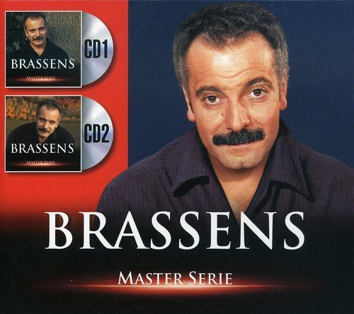 Georges Brassens Vol. 1 2 Master Series Import Eu