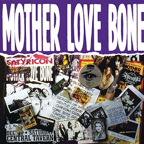 Mother Love Bone Mother Love Bone Import Eu 2 CD