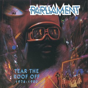 Parliament Tear The Roof Off 1974 80 Incl. 24 Pg. Booklet