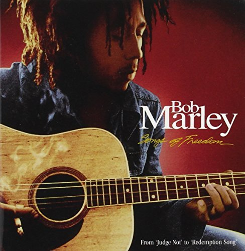 Bob Marley Songs Of Freedom Incl. 96 Pg. Color Booklet 4 CD