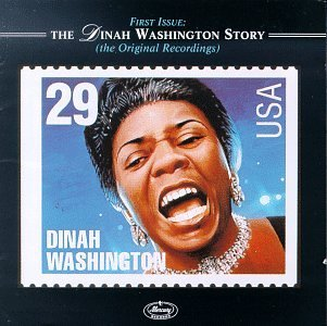 Dinah Washington First Issue Dinah Washington S Adderley Benton Brown Jones 2 CD