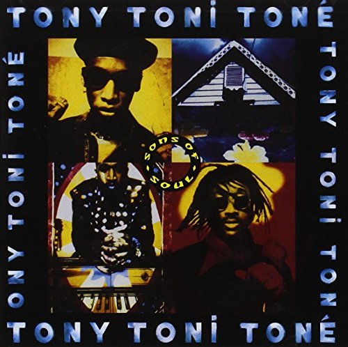 Tony!toni!tone! Sons Of Soul