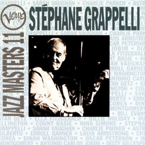 Stephane Grappelli Vol. 11 Verve Jazz Masters