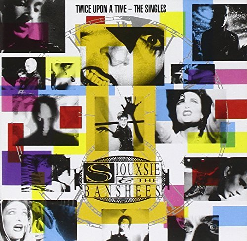 Siouxsie & The Banshees Twice Upon A Time The Singles