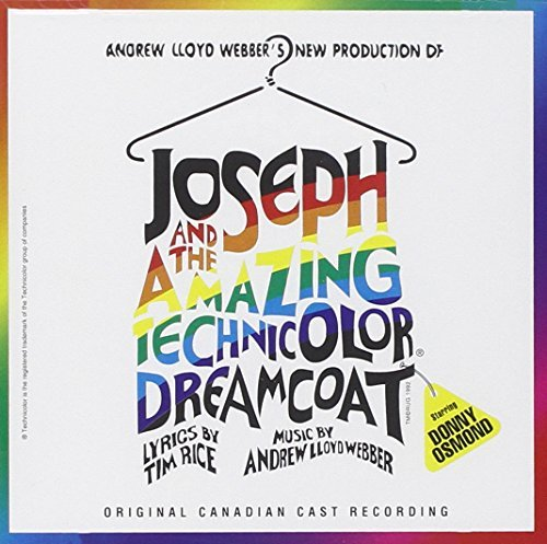 Andrew Lloyd Webber Joseph & The Amazing Technicol Music By Andrew Lloyd Webber Osmond