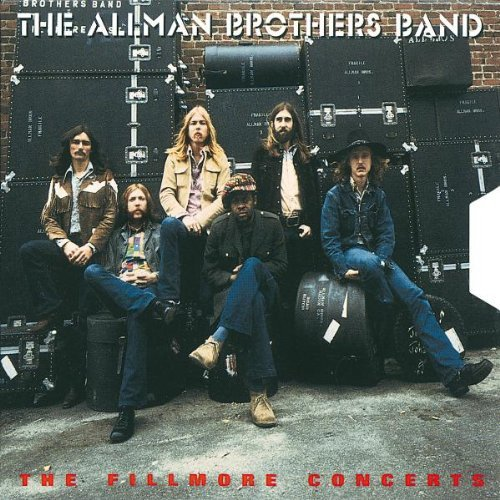 Allman Brothers Band Fillmore Concerts 2 CD