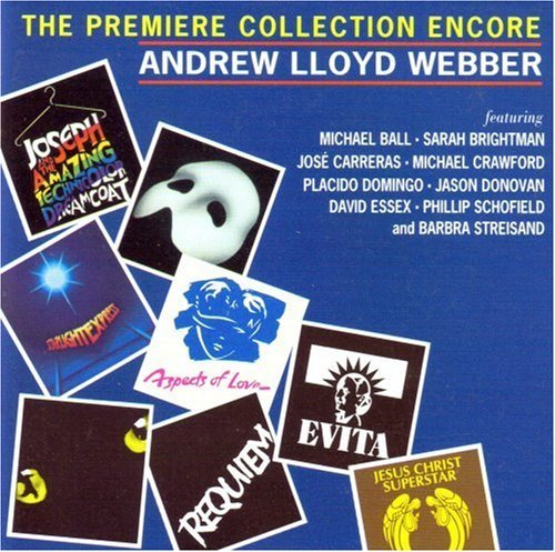 Andrew Lloyd Webber Premiere Collection Encore
