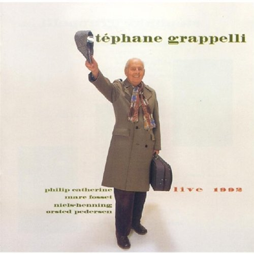 Grappelli Stephane Live '92