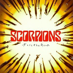 Scorpions Face The Heat