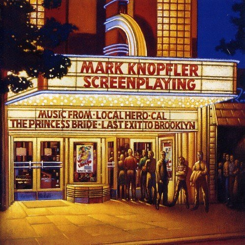 Mark Knopfler Screenplaying Import Eu