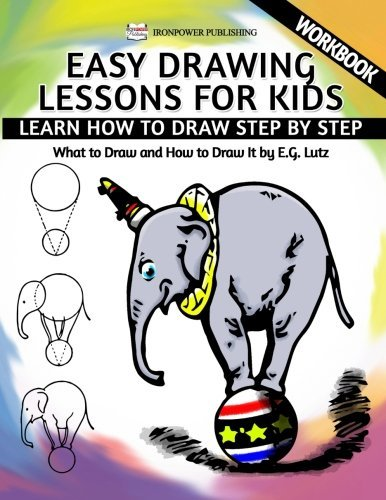 Edwin George Lutz Easy Drawing Lessons For Kids Learn How To Draw