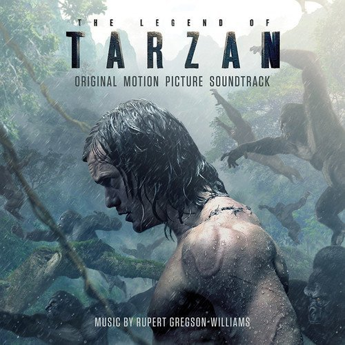Rupert Gregson Williams Legend Of Tarzan O.S.T.