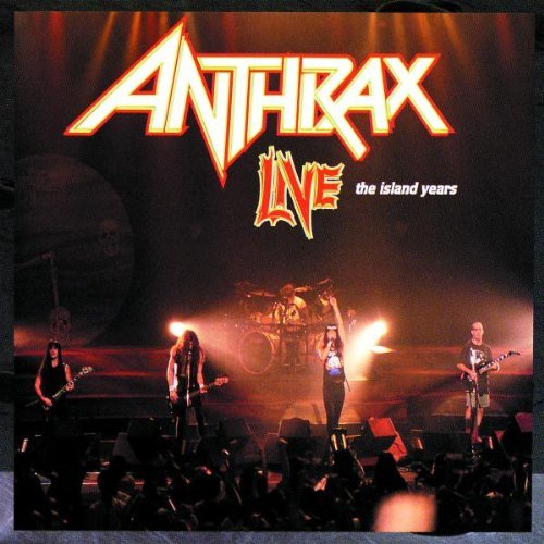 Anthrax Live Island Years Explicit Version