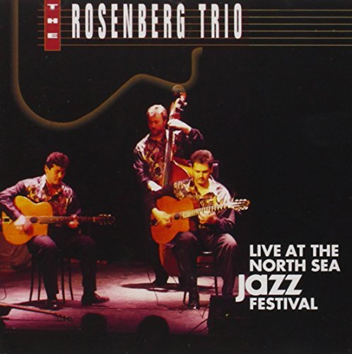 Rosenberg Trio Live At The North Sea Jazz Fes Import