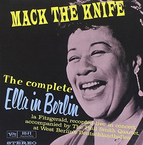 Ella Fitzgerald Mack The Knife Complete Ella