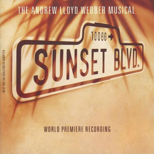 Andrew Lloyd Webber Sunset Boulevard Music By Andrew Lloyd Webber 2 CD