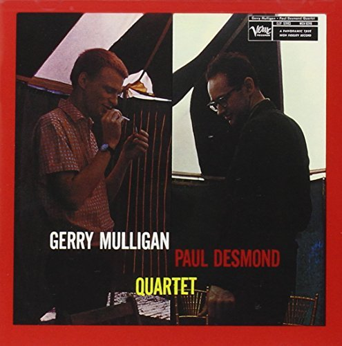 Mulligan Desmond Quartet Gerry Mulligan & Paul Desmond