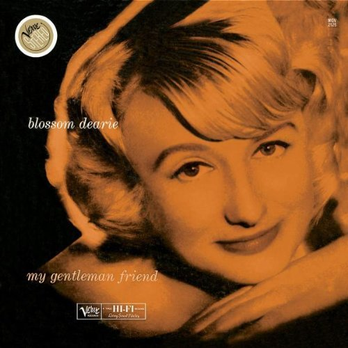 Blossom Dearie My Gentleman Friend Digipak