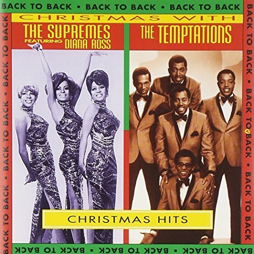 Supremes Temptations Motown Back To Back