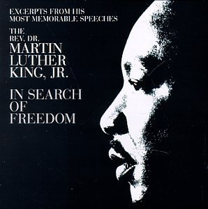 Martin Luther Jr. King In Search Of Freedom
