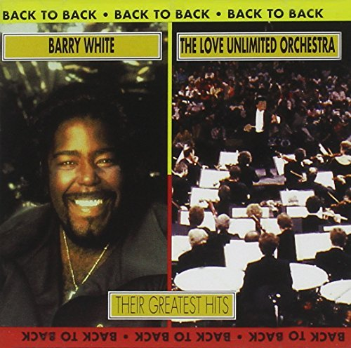 White Love Unlimited Orchestra Back To Back Their Greatest H 2 Artists On 1