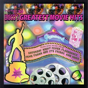 Disco Nights Vol. 10 Disco's Greatest Movie Summer Love & Kisses Cara Meco Disco Nights