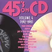 45's On CD Vol. 4 45's On CD Steam Cowsills Keith Ian 45's On CD