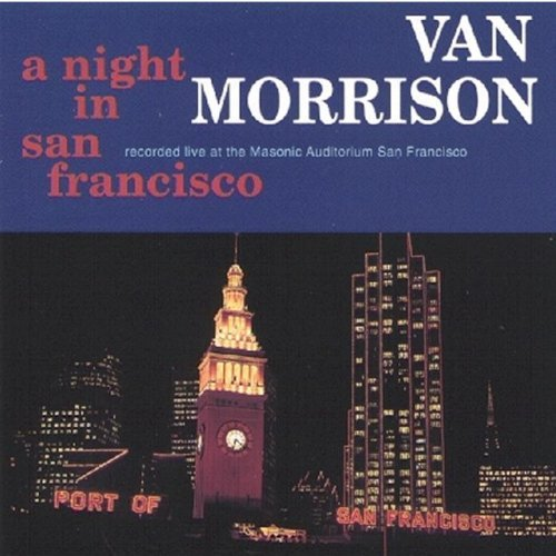 Morrison Van Night In San Francisco