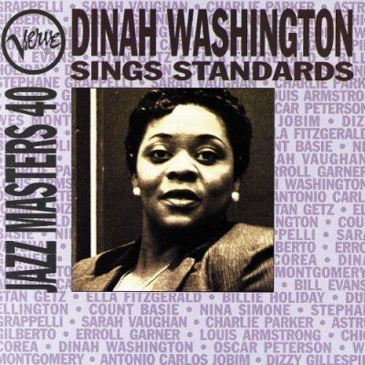 Dinah Washington Vol. 40 Sings Standards Verve