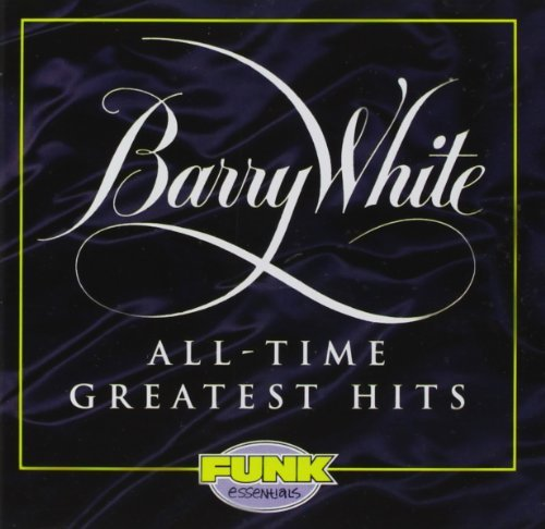 Barry White All Time Greatest Hits