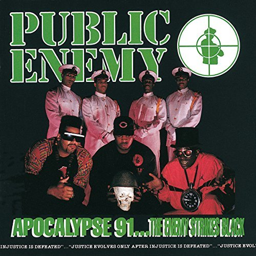 Public Enemy Apocalypse 91 The Enemy Stri