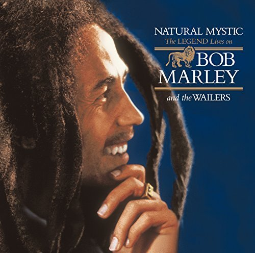 Bob & Wailers Marley Natural Mystic Legend Lives On