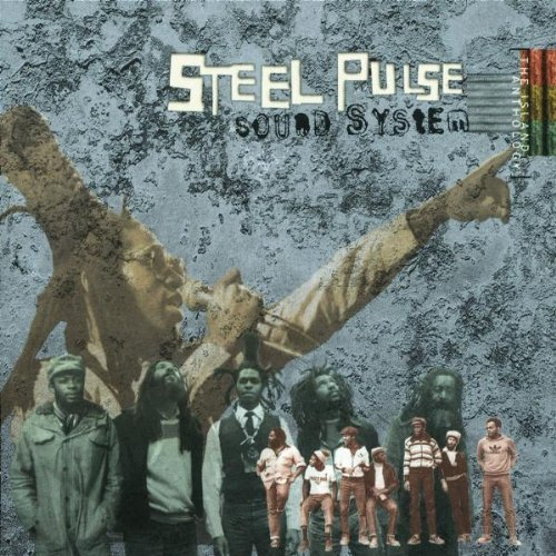 Steel Pulse Sound System Island Anthology Remastered 2 CD Set