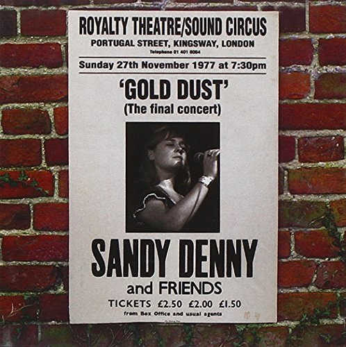 Denny Sandy Gold Dust Live At The Royalty Import
