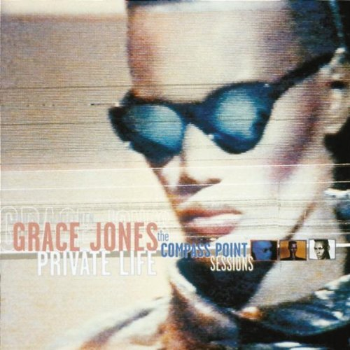 Jones Grace Private Life The Compass Point 2 CD Set
