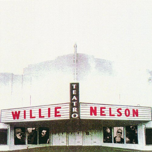Willie Nelson Teatro Feat. Emmylou Harris Hdcd