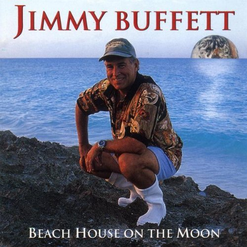 Jimmy Buffett Beach House On The Moon Hdcd