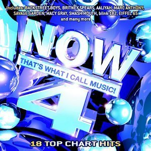 Now That's What I Call Music Vol. 4 Now That's What I Call Backstreet Boys Spears Moore Now That's What I Call Music!