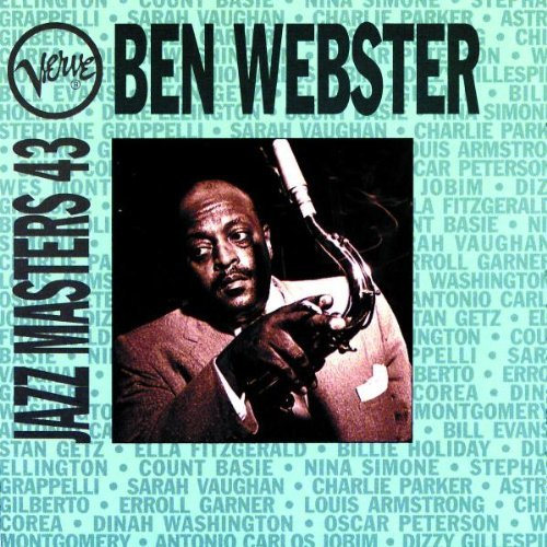 Webster Ben Vol. 43 Verve Jazz Masters