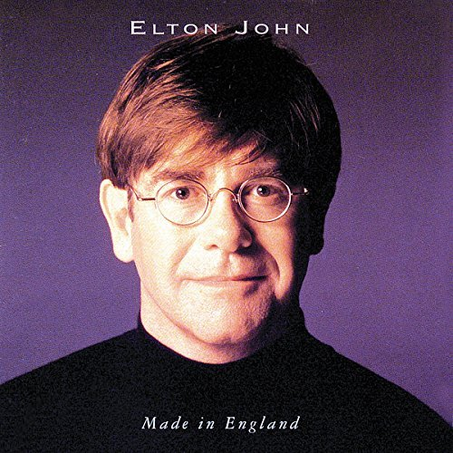 Elton John Made In England (ltd Ed) Made In England (ltd Ed)