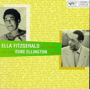 Ella Fitzgerald Daydream Best Of Duke Ellingto