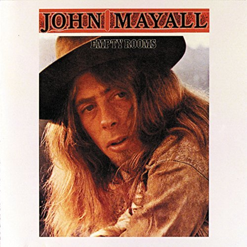 John Mayall Empty Rooms Import Eu